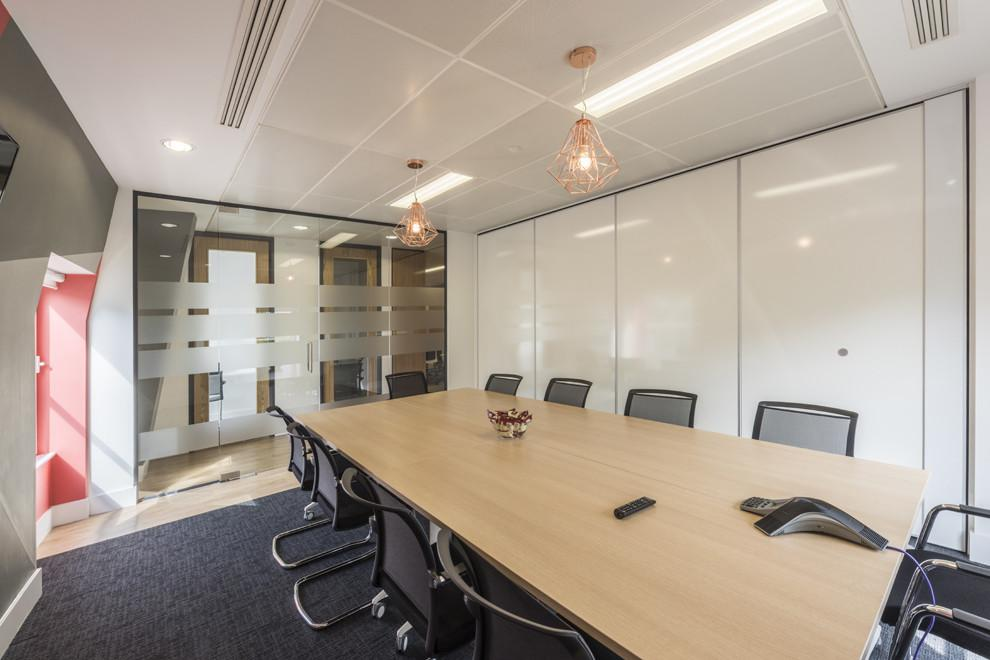movable acoustic walls