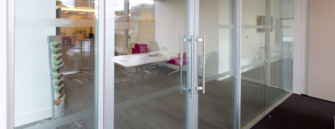 MG800 - Glazed Acoustic Doors Product Installation