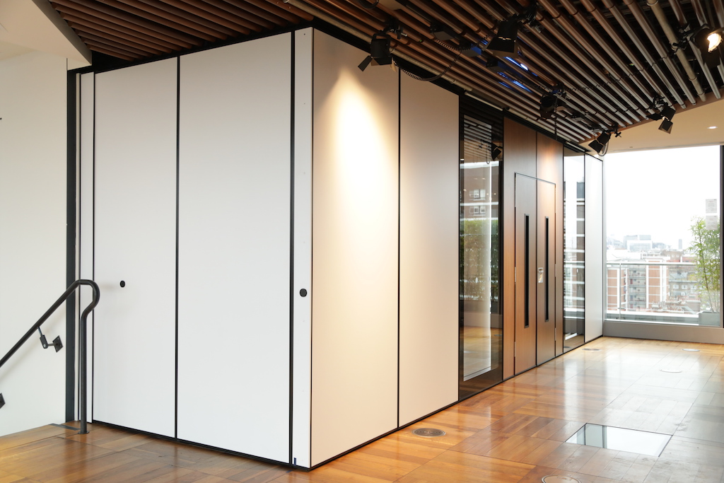 mobile walls partitions