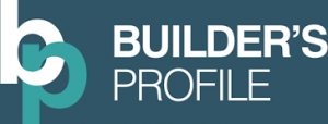 Builders Profile Accreditation Logo in Colour