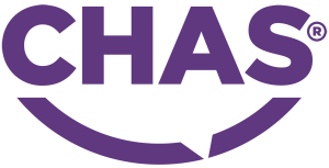 Purple CHAS Logo Large