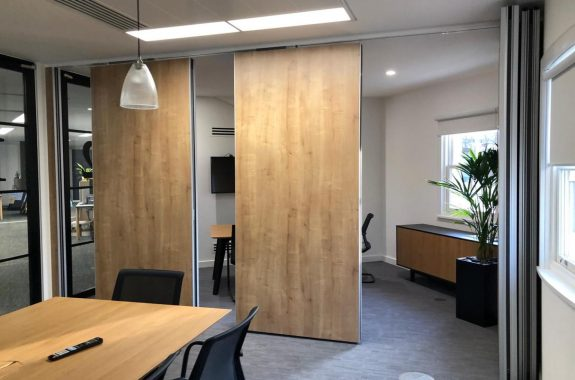 Movable walls - MG100 movable acoustic wall