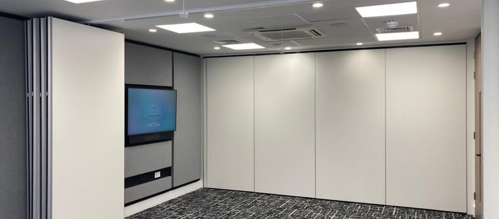 Semi Electric Movable Walls Partitions
